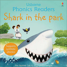 Phil Roxbee Cox Shark in the Park (Phonics Readers) Very Good Book