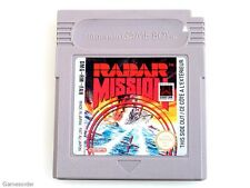 RADAR MISSION  (Modul)  °GameBoy / Color / Advance Spiel°