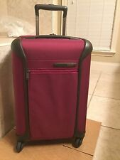 Tumi Alpha Lightweight International 4-Wheeled Carry-on luggage 283520 $595
