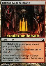 2x Rakdos-Gildeneingang (Rakdos Guildgate) Return to Ravnica Magic