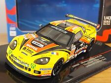 IXO LE MANS 24 2012 GTE WINNER CHEVROLET CORVETTE C6 ZR1 CAR MODEL LMM240 1:43
