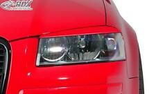 RDX Headlight covers AUDI A3 Sportback