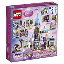 LEGO Disney Princess 41055 Cinderella's Romantic Castle with 2 Mini-Doll Figures