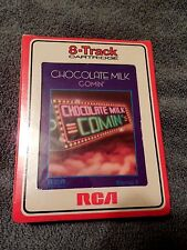 Chocolate Milk Comin' 8 Track Tape SEALED RARE Funk Soul