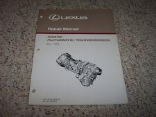 1996 Lexus LX450 LX470 A343F Transmission Service Repair Manual 98 99 00 01 02