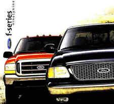 1999 FORD F-SERIES PICKUP TRUCK BROCHURE -F150-F250-F350-F450-SUPER DUTY-DIESEL