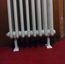 pied pour radiateur en fonte  réglable 62mm diameter x2