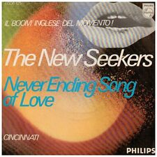15233 - THE NEW SEEKERS - NEVER ENDING SONG OF LOVE