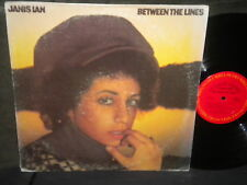 "Janis Ian ""Between the Lines"" LP in Stereo"
