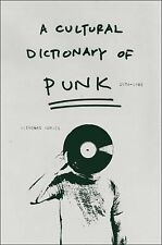 A CULTURAL DICTIONARY OF PUNK-ROMBES-PAPERBACK-LIKE NEW