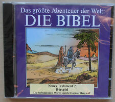 Die Bibel - Neues Testament 2 - Dagmar Berghoff - CD neu & OVP