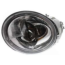 98-05 Volkswagen Beetle Headlight Headlamp Left Driver Side New Lens & Housing