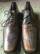 Kenneth Cole NY Vero Cuoio Made In Itali Size 9 Used In Great Condition