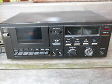 TEAC A-103 STEREO CASSETTE DECK TAPE PLAYER!!!!