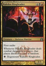 Rakdos Ringleader EX/NM   x4  RtR Return to Ravnica MTG Magic Gold Uncommon