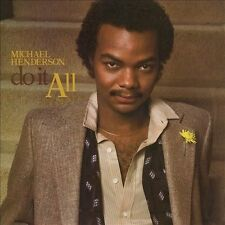 Do It All [Expanded Edition] by Michael Henderson (CD 2014 Funky Town) BRAND NEW