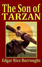 The Son of Tarzan by Edgar Rice Burroughs (2009, Paperback)