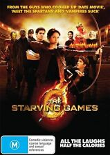 Starving Games, The - DVD Region 4