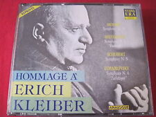 HOMMAGE A ERICH KLEIBER - MOZART/BEETHOVEN - NUOVA ERA (2 CD 1989 ITALY) RARE