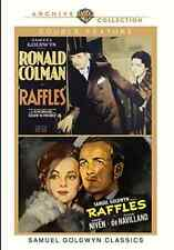 Raffles Double Feature  DVD NEW