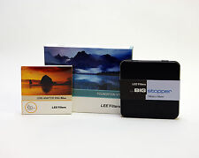Lee Filters Foundation Holder Kit + Lee Big Stopper & Lee 82mm Standard Ring