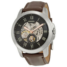 Fossil Grant Automatic Skeleton Dial Mens Watch ME3095