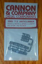 Cannon & Company #2104 Anticlimber SD40T-2& SD45T-2(Rea