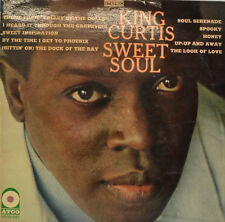 "KING CURTIS - SWEET SOUL 1968 ATCO SD 33247   12"" LP (X 29)"