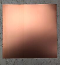 "12""x12"" Double-Sided Copper Clad PCB Circuit Board Mil-Spec .005 .5 oz"