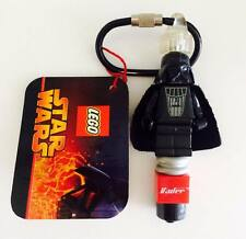 "LEGO 3805 KEY CHAIN STAR WARS REVENGE OF THE SITH "" DARTH VADER "" - RETIRED"