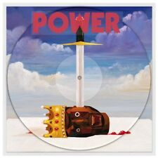 Power - Kanye West (2010, Vinyl NIEUW) Picture Disc/Clear Sleeve
