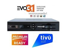 DECODER MEDIASET PREMIUM INTERATTIVO HD FULL HD evo3.1 HD DIGIQUEST LETTORE