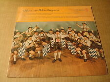 "10"" LP RCA / HIER IST OBERBAYERN"
