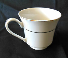"""Gibson """"Classic Gold"""" (Plain) China Tea Cup (appx. 3"""" D X 3"""" H) USED (#36)"""