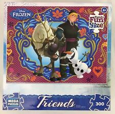 Disney Frozen Puzzle Family Fun Size Mega Puzzles Spring is in the Air 300pc