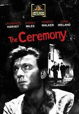 The Ceremony 1963 (DVD) Laurence Harvey, Sarah Miles, Robert Walker Jr. - New!