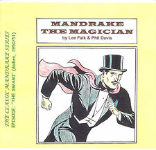 "Mandrake The Magician by L. Falk & P. Davis "" Swami""dailies 1950/51,complete ep."