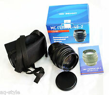 Portrait lens Helios 40-2 1.5/85 lens for Nikon  New Edition!