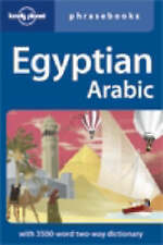Siona Jenkins()Lonely Planet Lonely Planet.: Egyptian Arabic [Paperback] Very Go