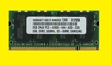 2GB Memory RAM for MSI WIND 054UK 1616L 1616UXP 422CA 427US 843US U100 U120