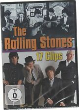 THE ROLLING STONES 17 CLIPS  DVD SIGILLATO!!!