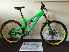 "Intense Tracer 275 650b 27.5"" ENDURO Mountain Bike allmountain Crossmax Fox"