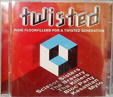 Various Artists - Twisted (CD 2005) Indie Floorfillers (Remixes)
