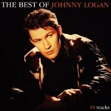 "JOHNNY LOGAN ""THE BEST OF JOHNNY LOGAN"" CD NEUWARE"