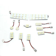 Perfect Fit LED Kit 2008-2011 Mercedes C-Class Sedan W204 Interior Map White