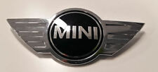 MINI COOPER ONE D B S F55 F56 F57 FRONT BONNET BADGE EMBLEM LOGO GENUINE