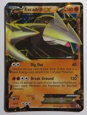 Excadrill EX - 82/113 BW Legendary Treasures - Ultra Rare Pokemon Card