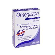 HEALTHAID OMEGAZON FORTE PUISSANCE 30 COMPRIMÉS