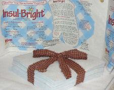 12 8 inch Insul Bright Potholder Precut Squares Free Shipping