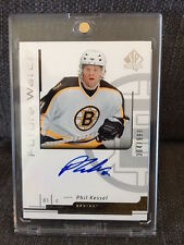 2006-07 SP AUTHENTIC FUTURE WATCH RC AUTO #163 PHIL KESSEL MINT /999 FREE C. S/H